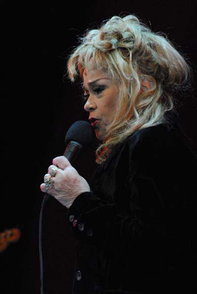 Etta James Playboy Jazz 2007