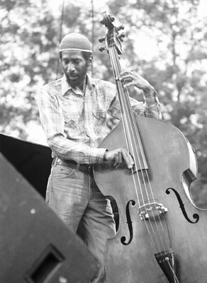 Ron Carter 0317612 Knebworth, UK. 1982