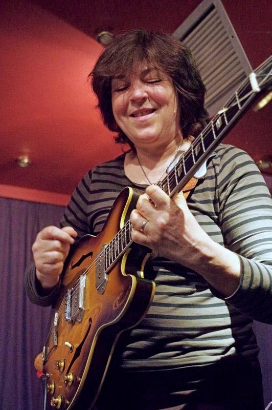 Deidre Cartwright, Alison Rayner Quintet