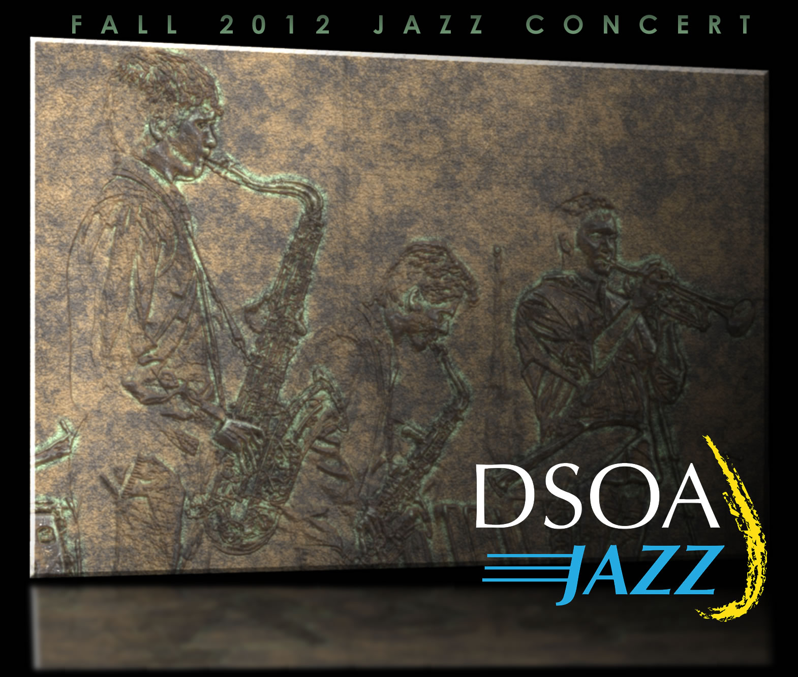 Dsoa jazz fall 2012 concert at the brandt black box theater