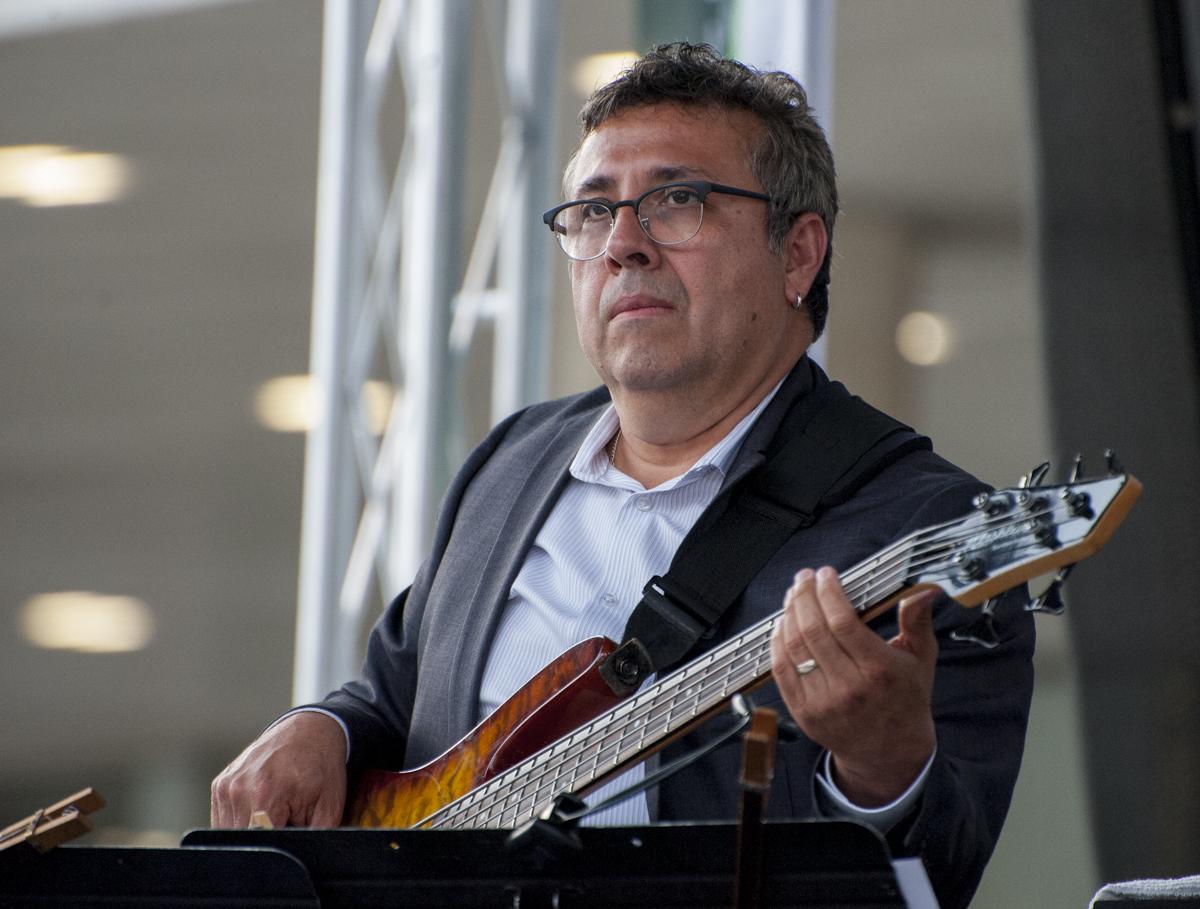 Paco Luviano - Toronto Jazz Festival - 2015