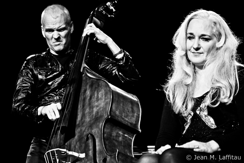 Caecilie Norby and Lars Danielsson