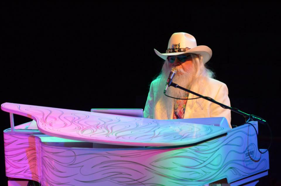 Leon Russell and Southside Johnny &The Asbury Jukes at the NYCB Theatre
