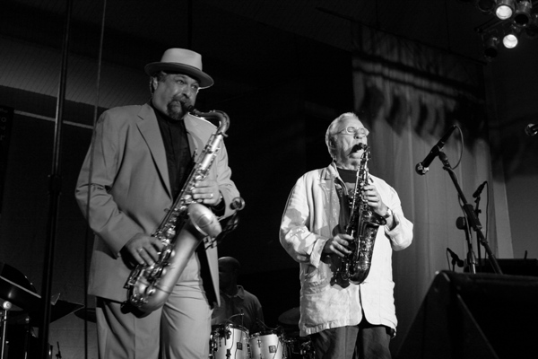 Lee Konitz Joins Joe Lovano on Stange for Miles' Birth of the Cool
