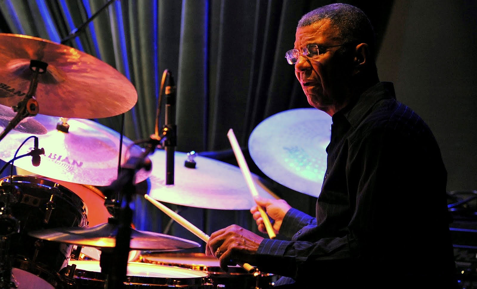 Jack DeJohnette, the Blue Note, 2011