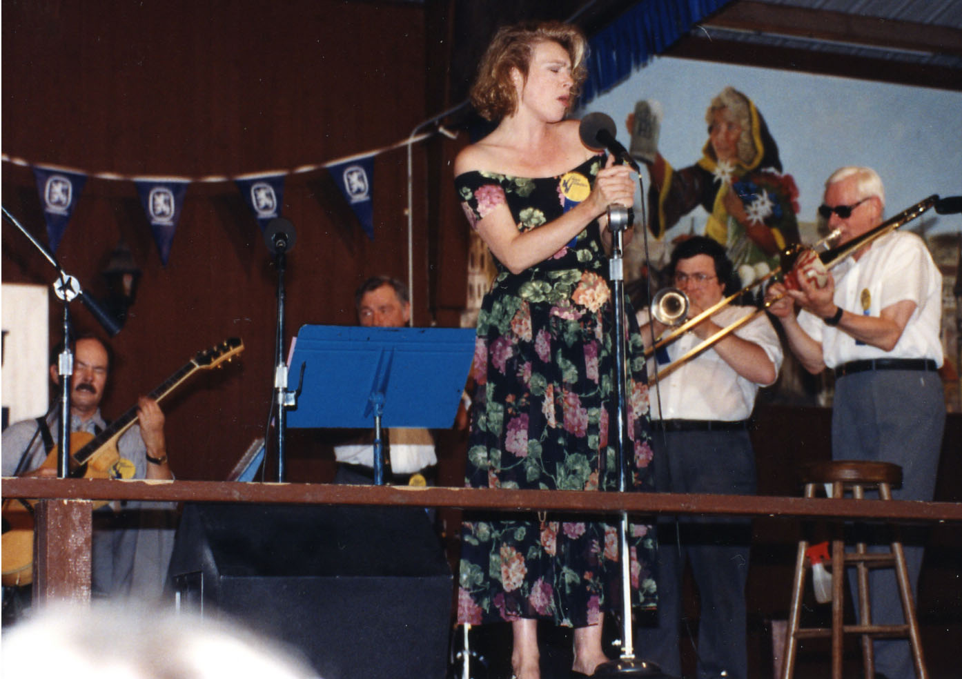 Bill Sargent's Trad-Jazz Rousers Dixieland Band 7 - Dave Bany, Kim Cusak, Annie Denison, Jeff Pietrangelo &Amp; Herb Draeger