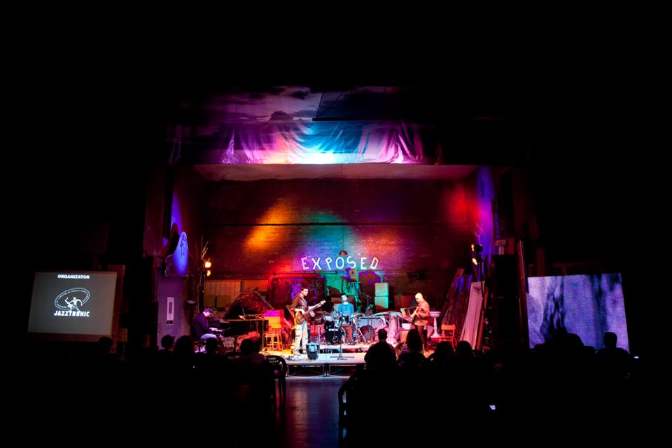 Eyot @ Jazztronic Fest Vrsac