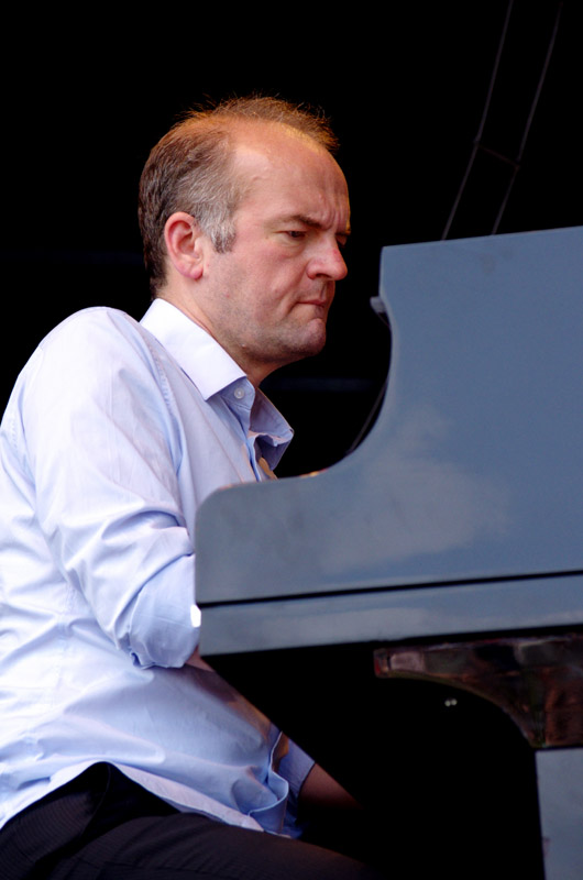 Liam noble, love supreme jazz festival