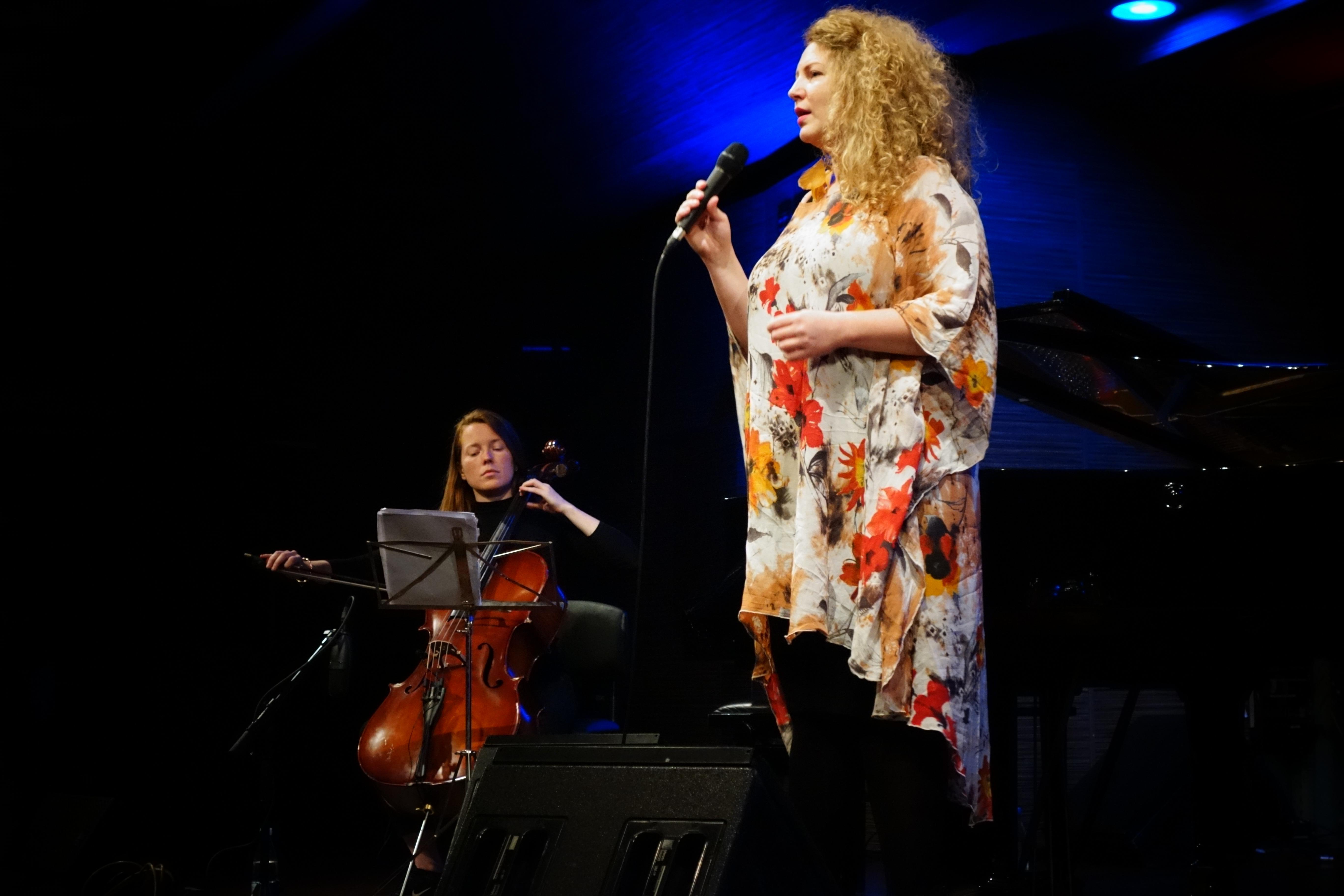 Emilia Mårtensson Trio - Ljubljana Jazz Festival 2017