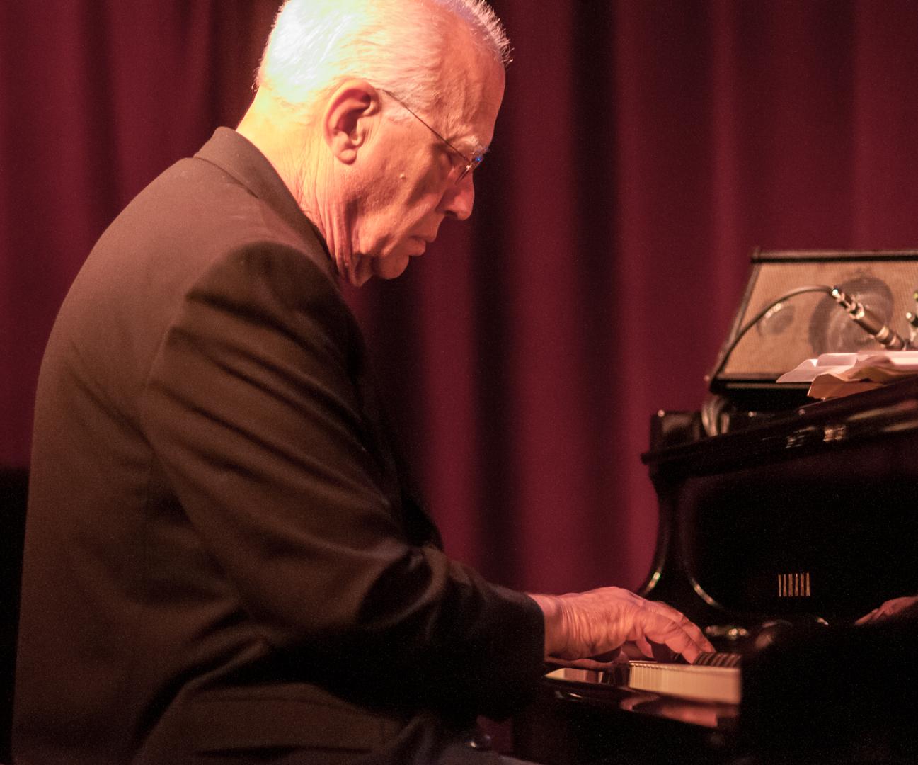 Steve Kuhn with the Masters Quartet at Birdland