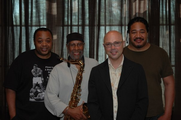 Positootly Band Jeff Tain Watts, Bennie Maupin, James Genus, John Beasley