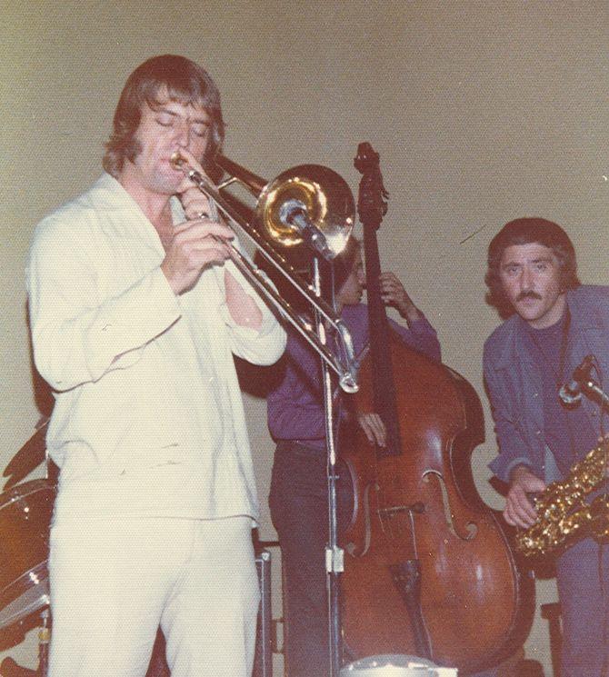 Nick Brignola and Bill Watrous in Albany, NY
