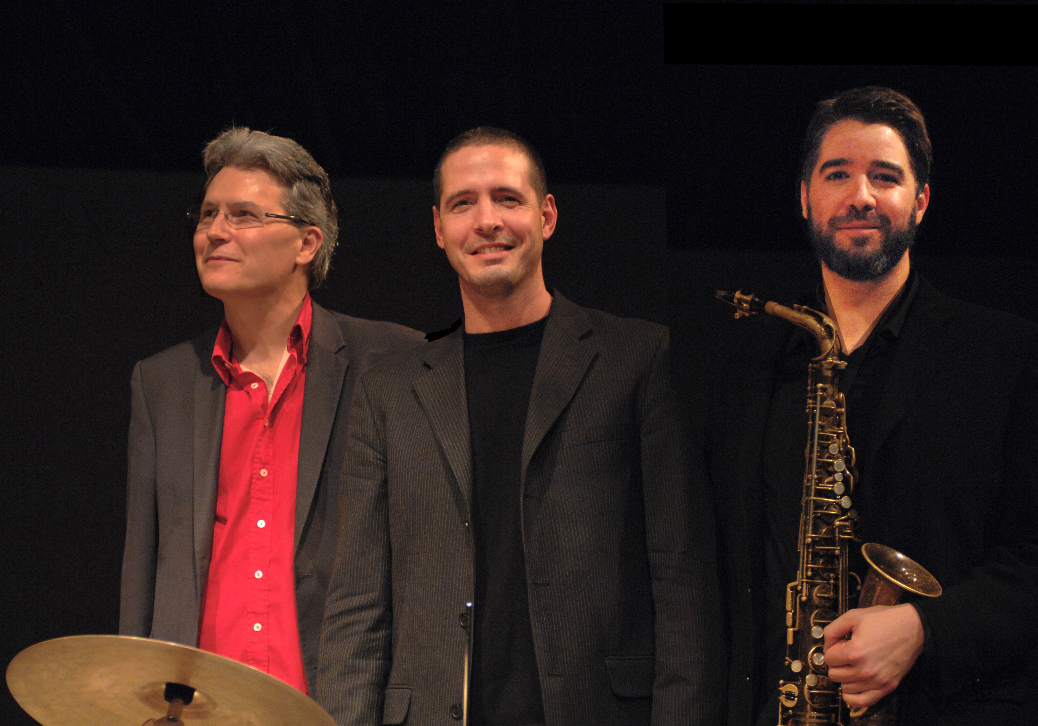 John Goldsby, Jason Tiemann, Jacob Duncan