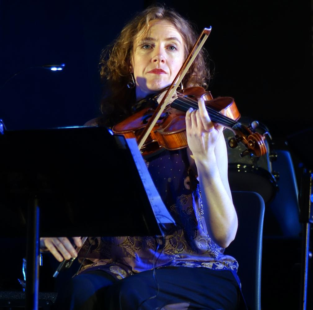 Stephanie Griffin at Vision Festival 21