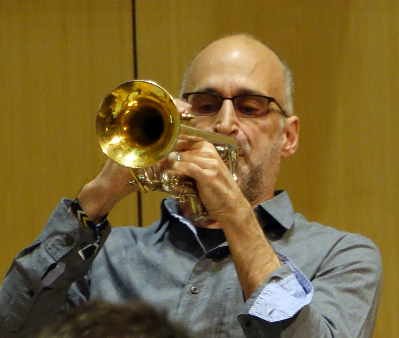 Ralph Alessi at NYC Winter JazzFest 2016