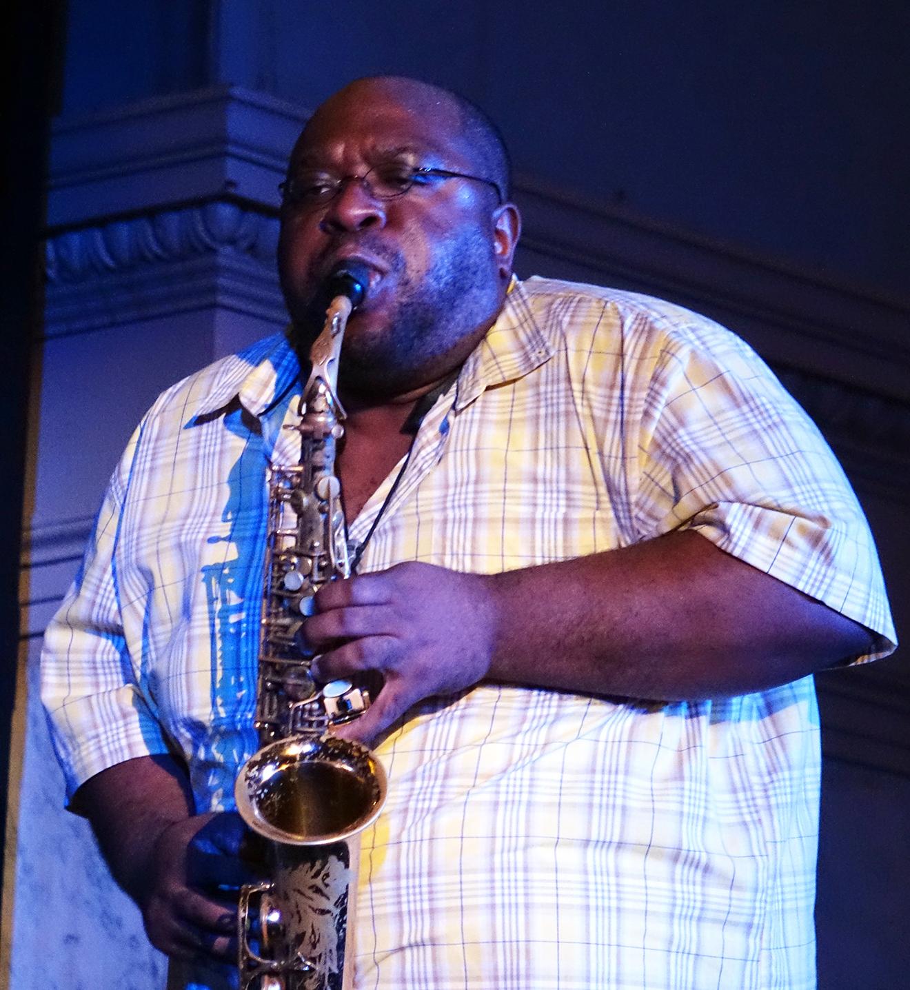 Darius Jones at Vision Festival 20