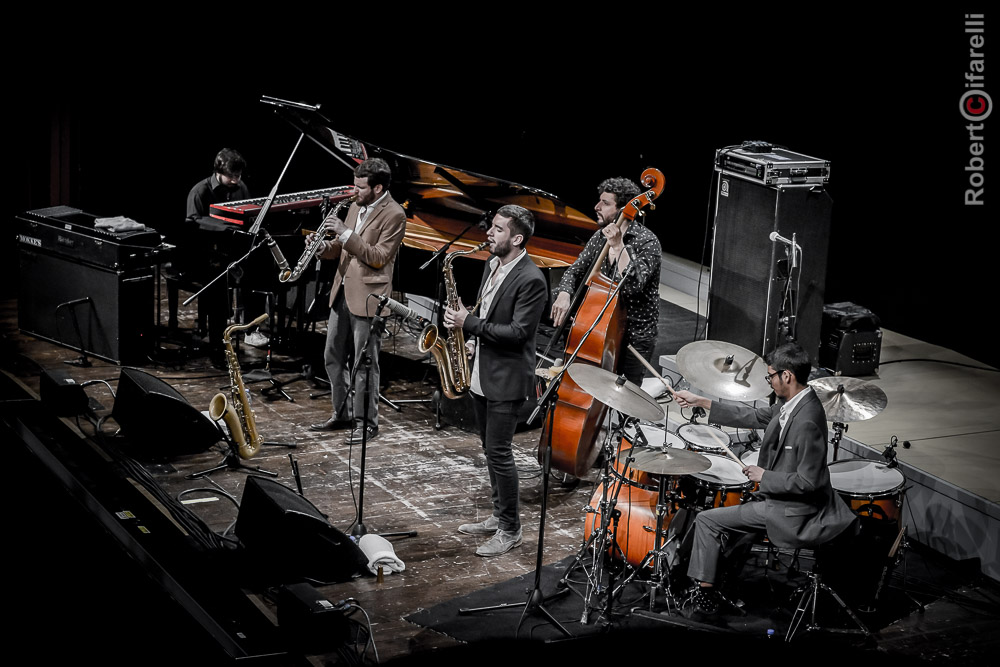 Omer Avital Quintet al Teatro Manzoni di Milano