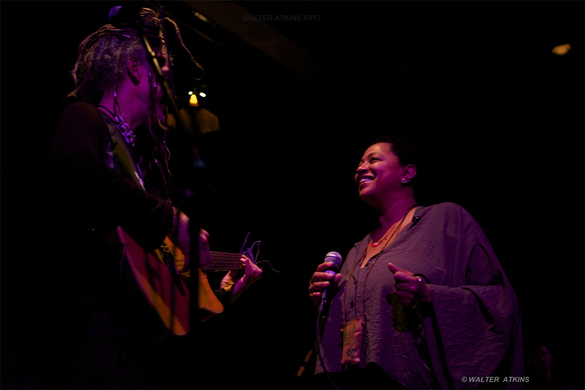 Lisa Fischer & Grand Baton At Yoshi's Oakland