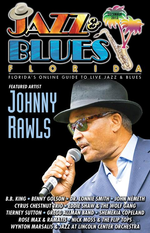 Jazz & Blues Florida December 2013 Issue Posted