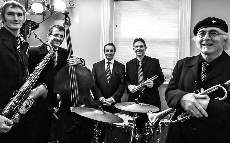 John Montesante Quintet at The Commune