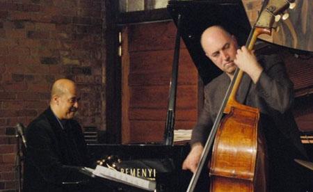 Hilario Duran and Roberto Occhipinti