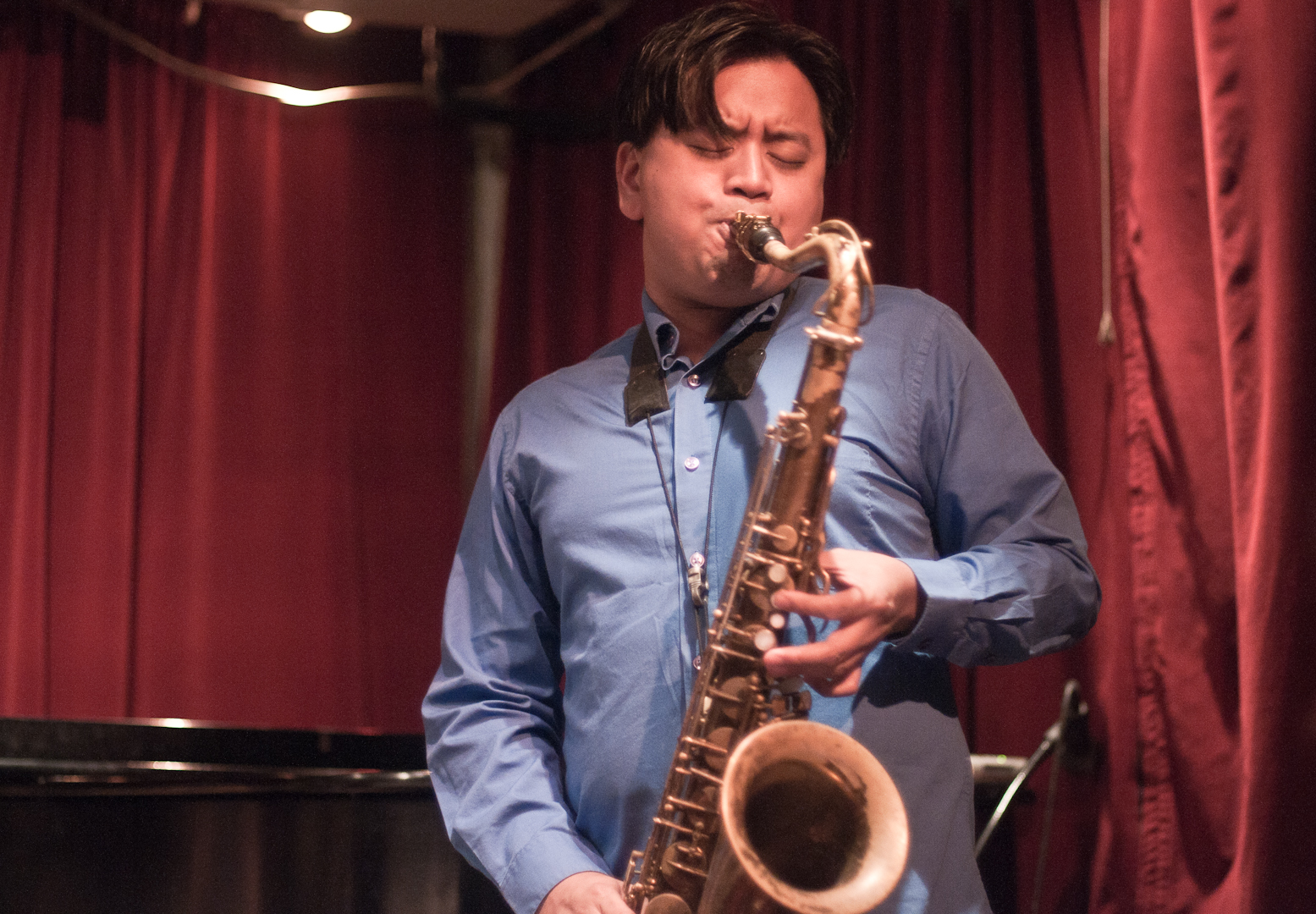 Jon Irabagon with the Scott Dubois Quartet