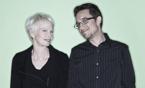 Joan Jeanrenaud and PC Munoz