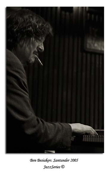Ben Besiakov. Santander-2005
