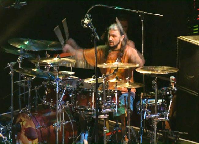 Mike Portnoy, of Transatlantic, from Whirld Tour DVD