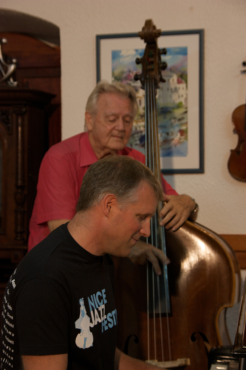 Branko Pejakovic Bass Mike Downes Bass
