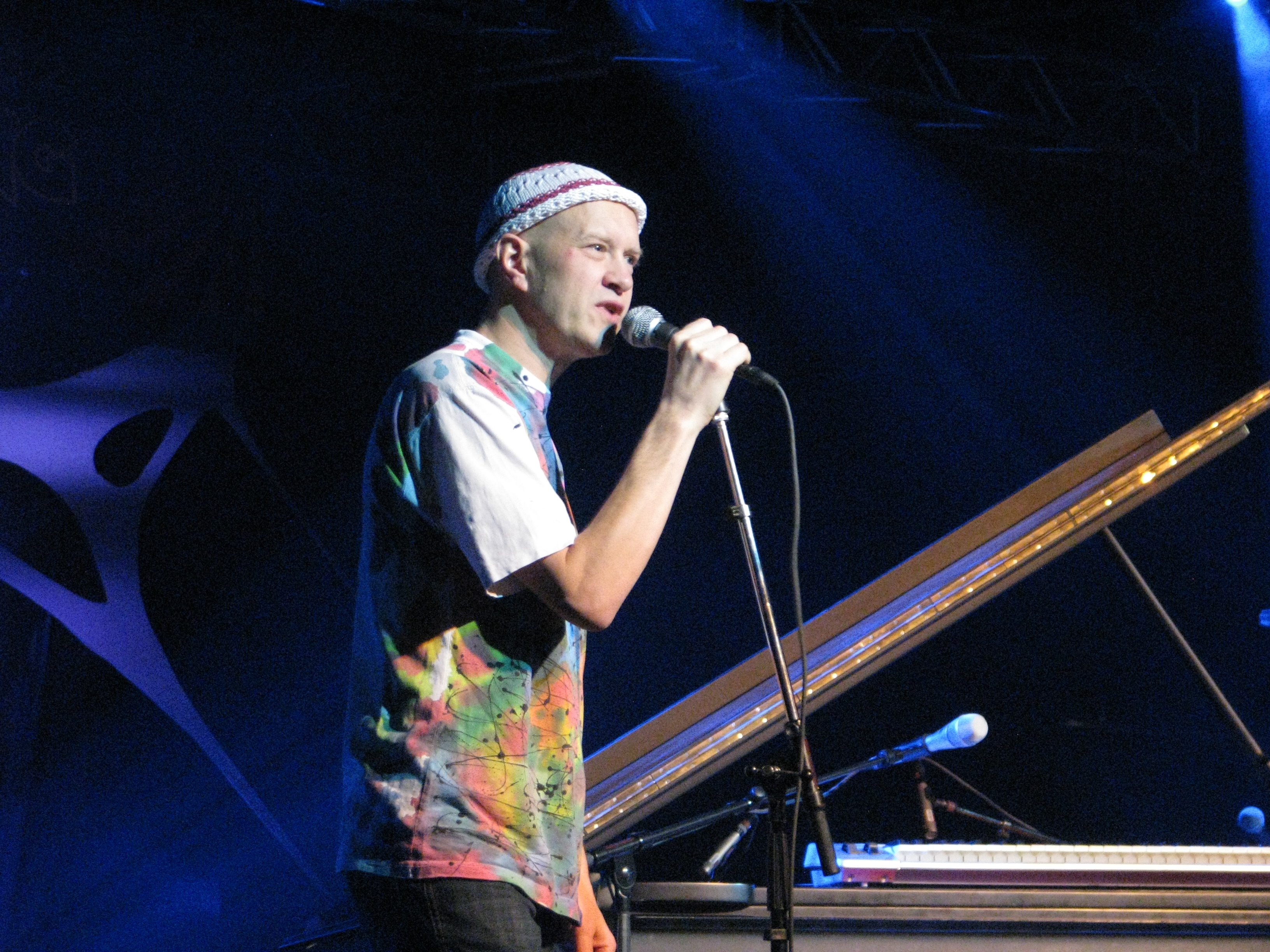 Django Bates Tampere Jazz Happening 2014