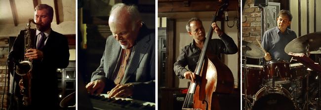S. Spillett, J. Critchinson, a. Dankworth, C. Tracey : Simon Spillett Quartet