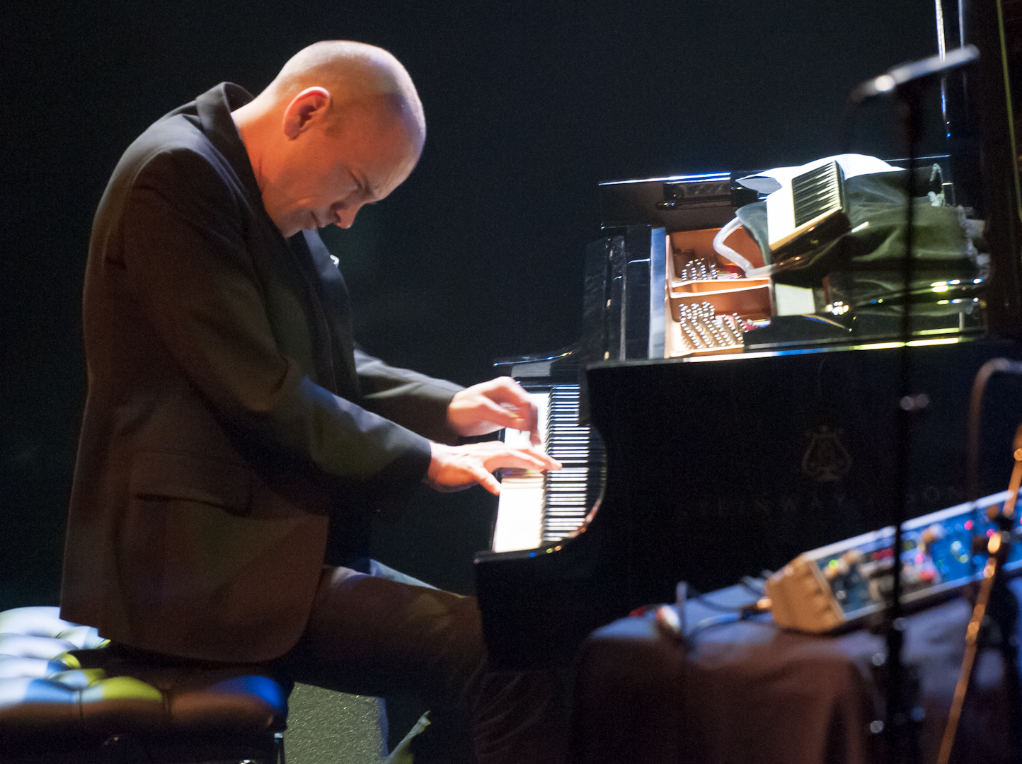 Tord Gustavsen at the Montreal International Jazz Festival 2012