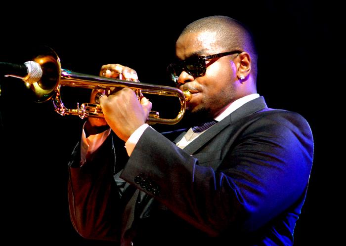 Jeremy Pelt 25675 Images of Jazz