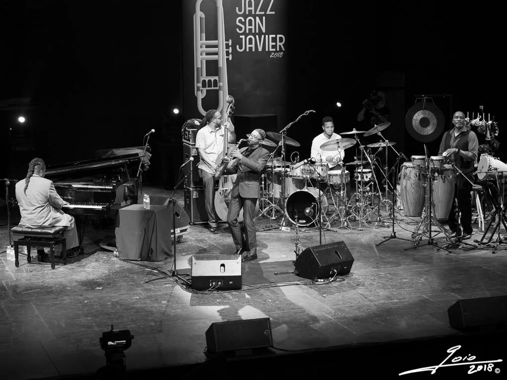 Kenny Garrett Quintet-2018