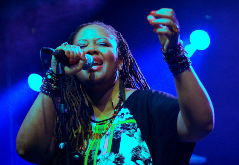 Lalah Hathaway, Love Supreme Jazz Festival