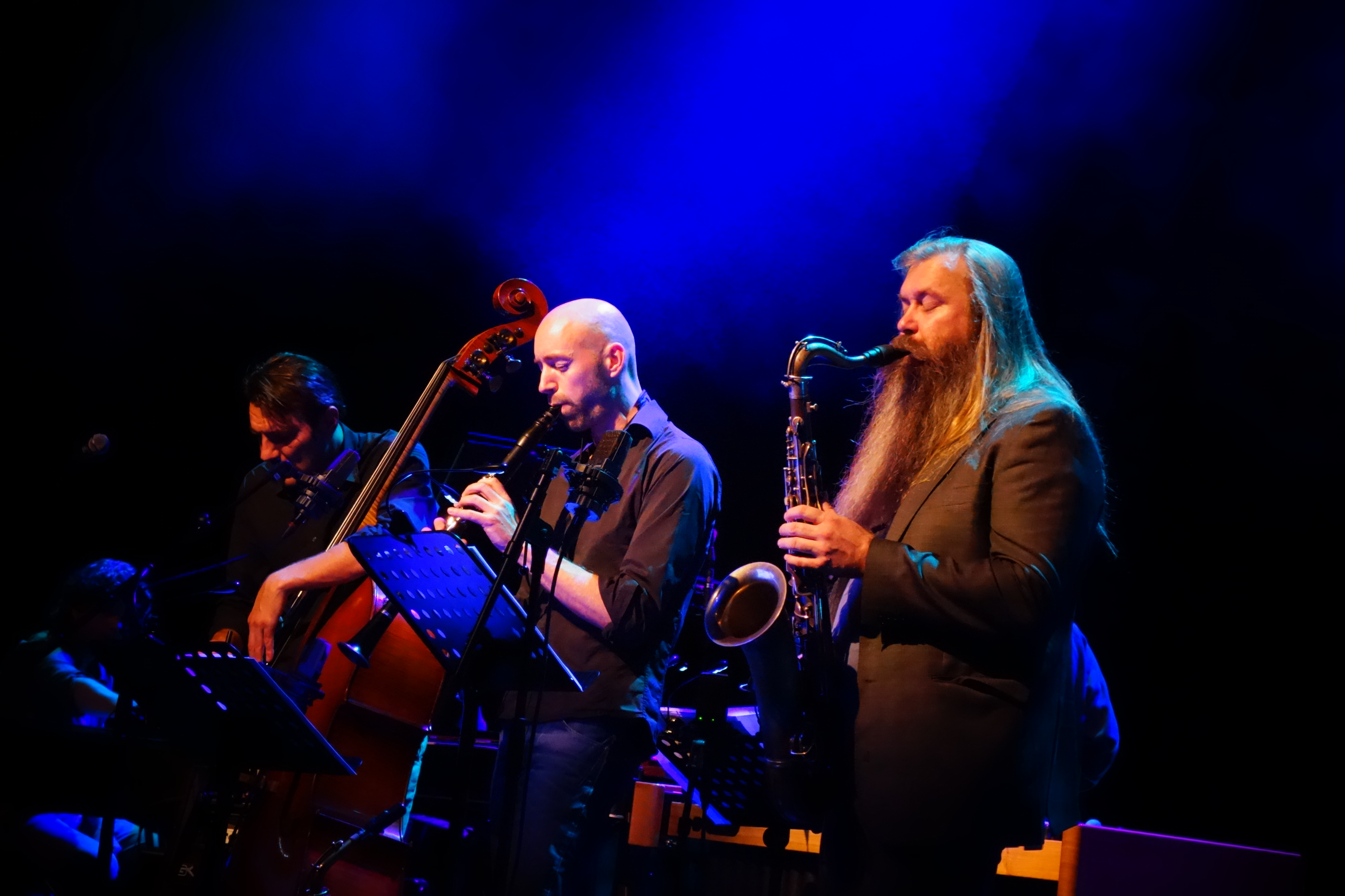 Mats Eilertsen, Eirik Hegdal, Trygve Seim - Rotterdam Jazz International Festival
