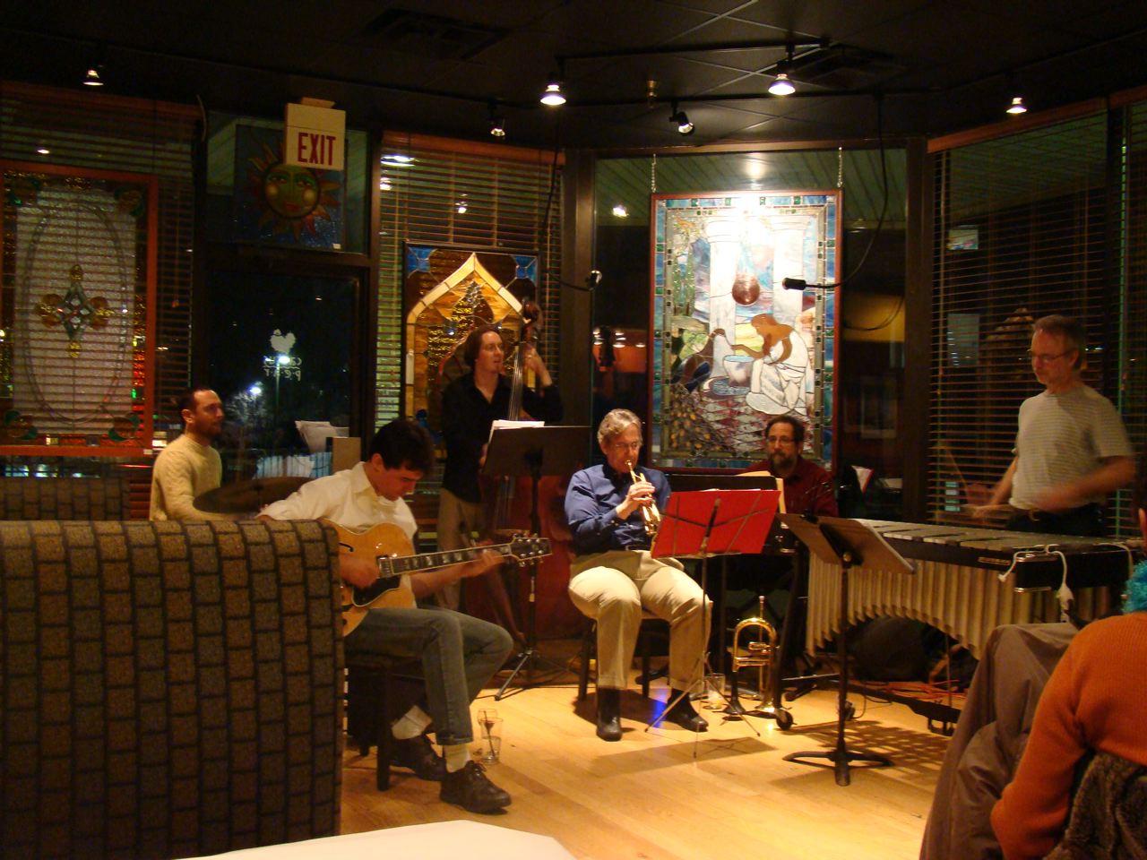 Samba Jazz Syndicate @Cactus Pear