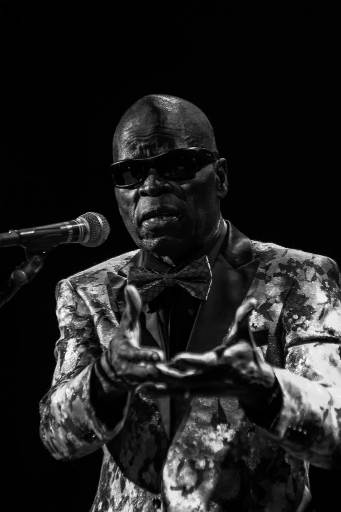 Maceo Parker at Xerox Rochester International Jazz Festival 2017