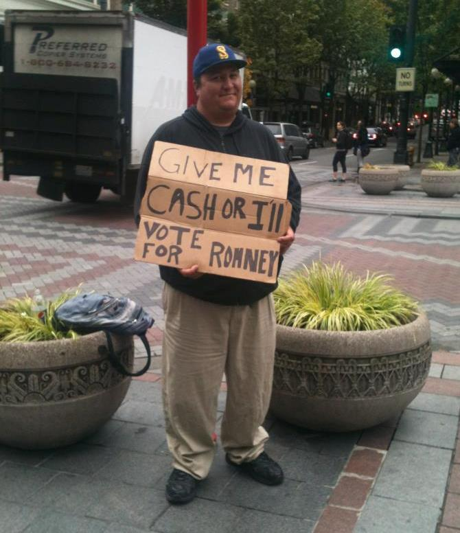 On the Streets of Seattle