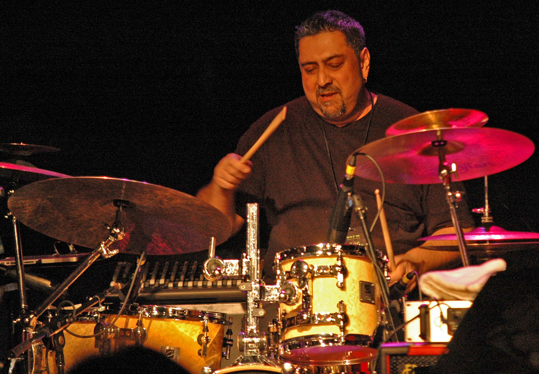 Ranjit Barot, Performing with Human Element at the New Universe Music Festival 2010