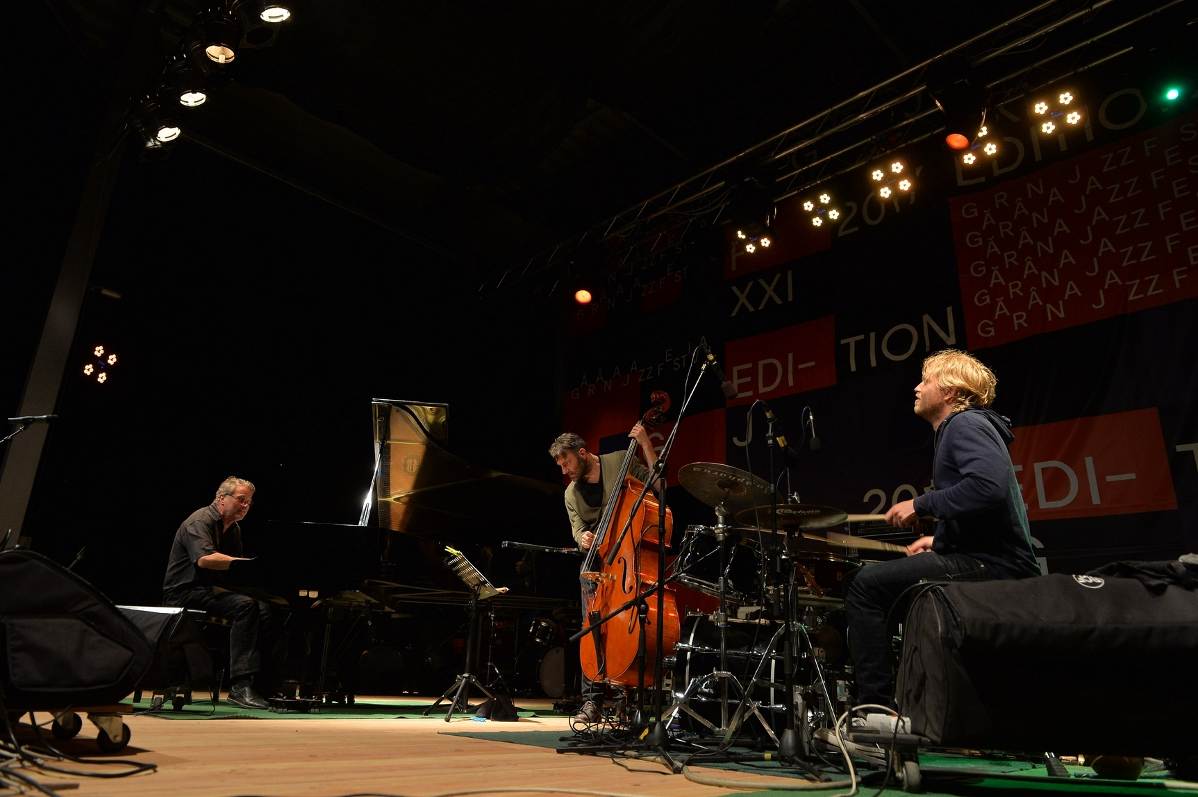 Bobo Stenson Trio at Garana Jazz Festival 2017