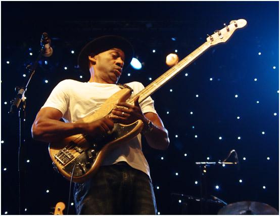 Marcus miller, marcus miller group, love supreme jazz festival