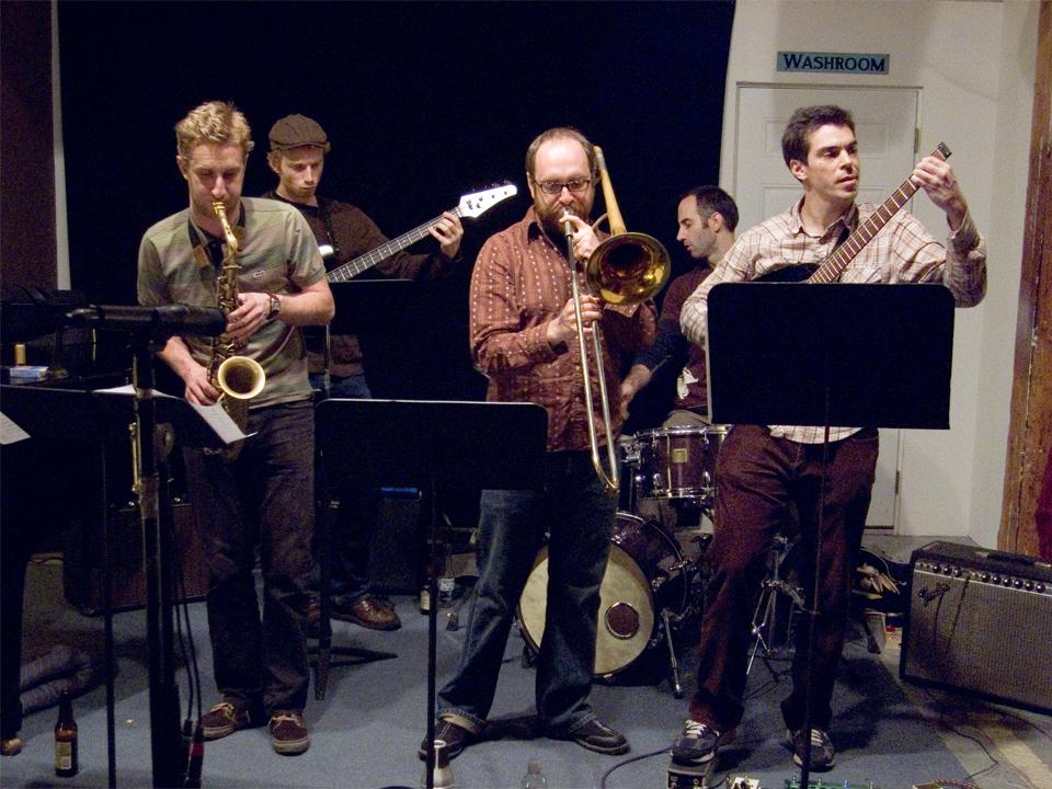 Tim Ziesmer's Snafu with Loren Stillman, Brian Drye, Chris Van Vorst Van Beest and Mark Ferber - Cim 2007