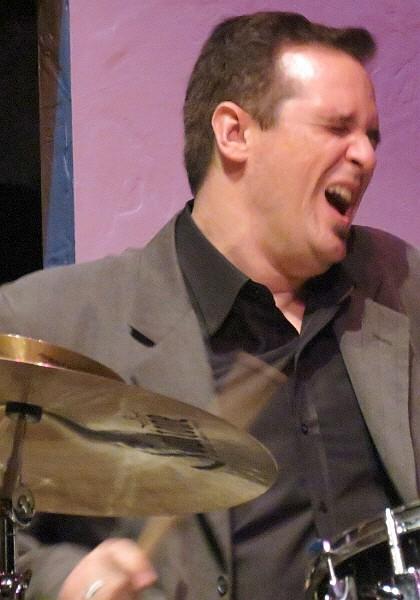 Mauricio Zottarelli with Claudio Roditi Quartet, Harriet Himmel Theatre, West Palm Beach, 3/27/12