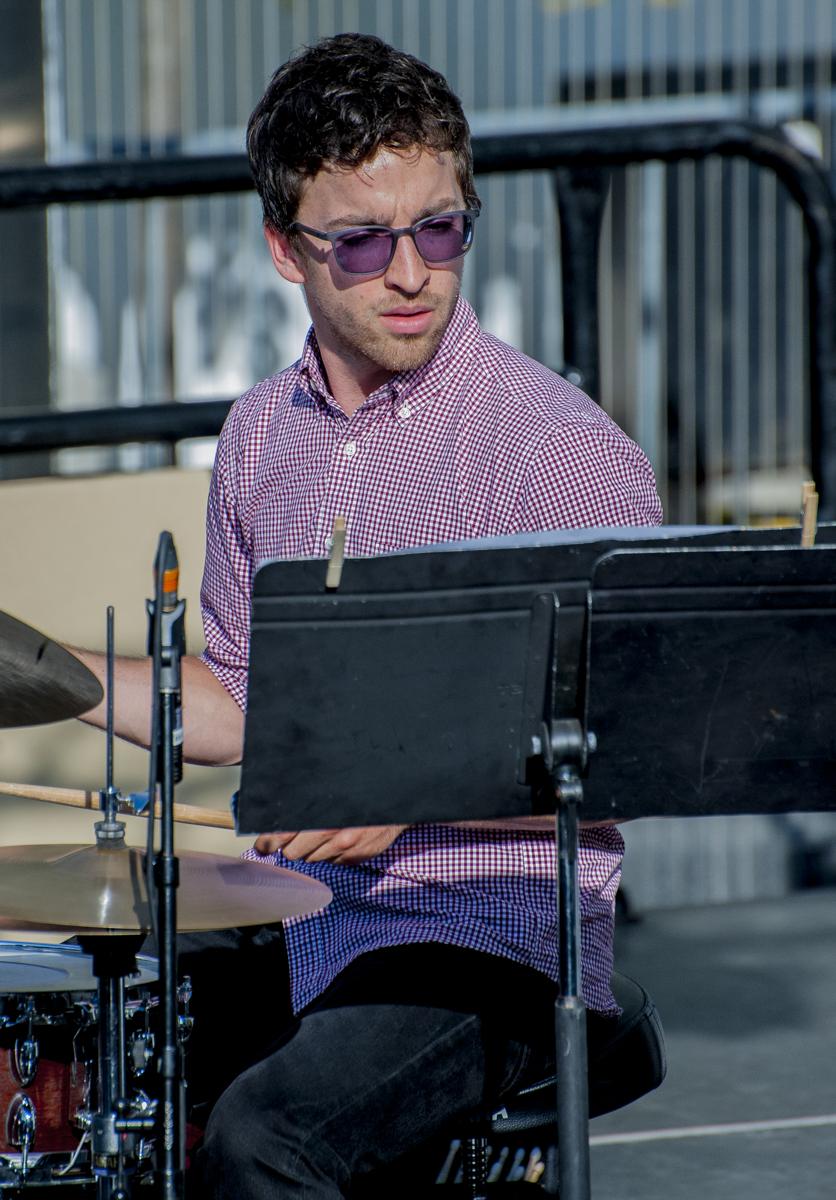 Ian Wright - Roberto Occhipinti Quintet - Toronto Jazz Festival 2017 - Toronto