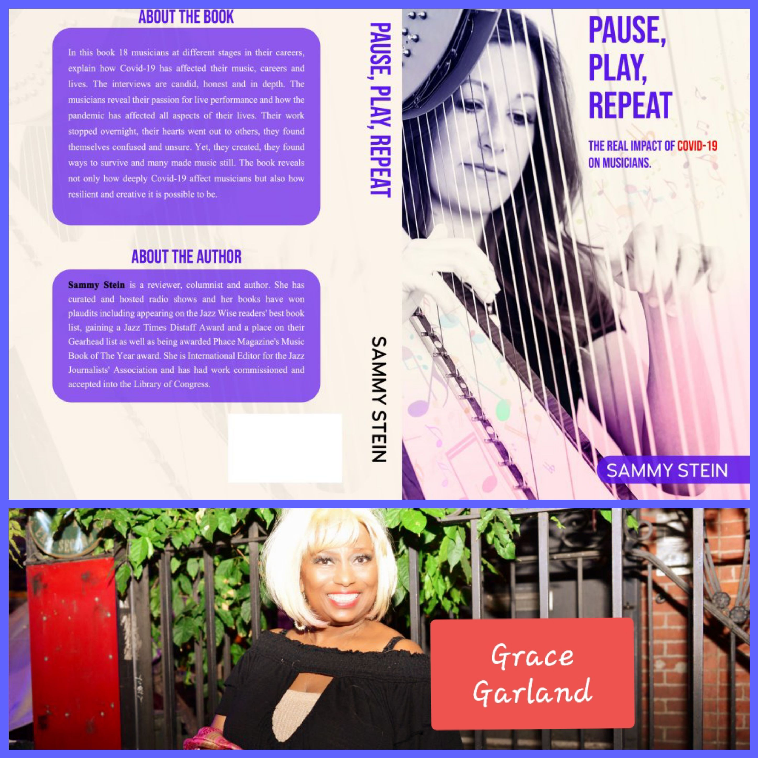 Grace Garland Interview in PAUSE PLAY REPEAT