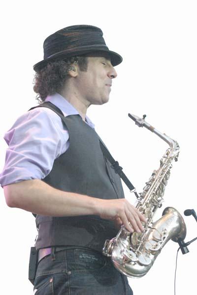 Boney James 2007 Jazzfest West