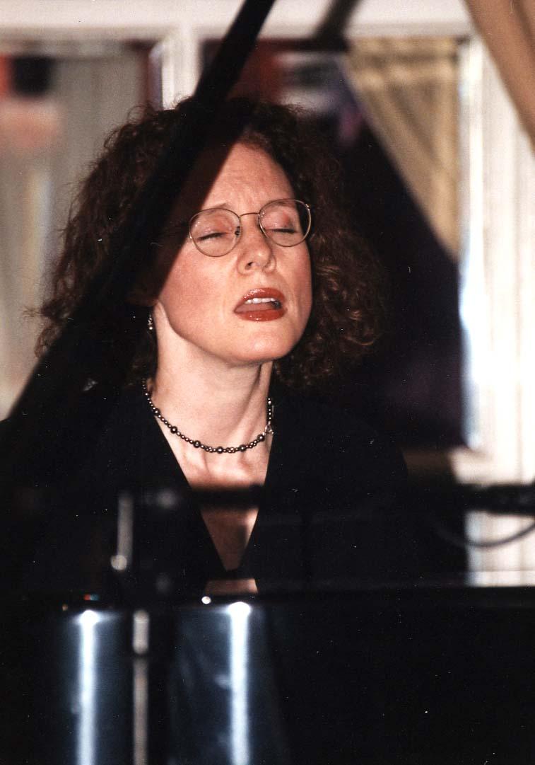 Lynne Arriale, Guinness Cork Jazz Festival Oct 1998
