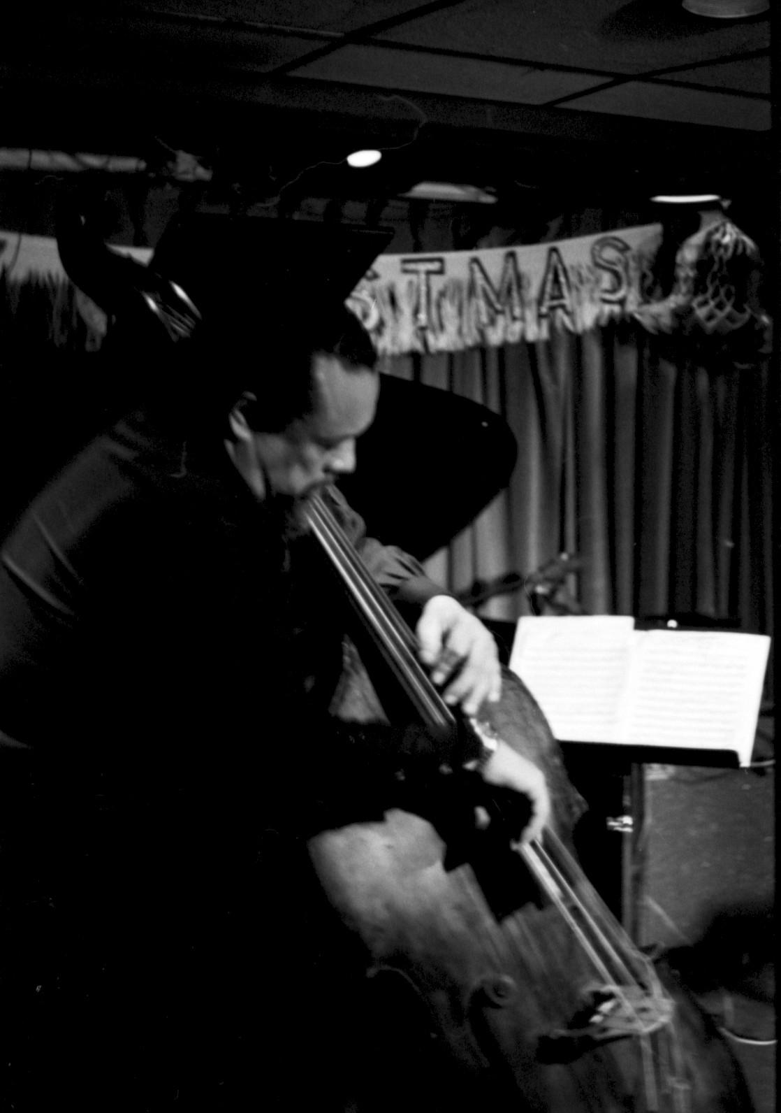 Charles mingus at jazz workshop, 1975